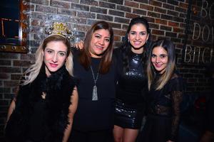 Trixie, Marifer, Fernanda y Karla