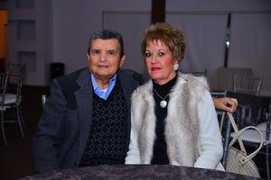 José y María Elena