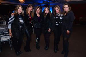 Martha, Ana, Nenabel, Lupe y Rosa María