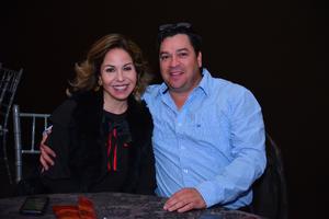 Mónica y Alberto