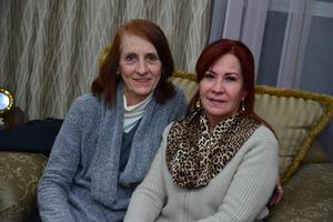 Leticia y Carmina