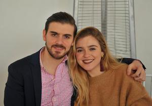 Eduardo y Luisa Fernanda