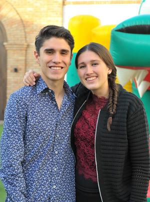 Germán y Mary Sofi