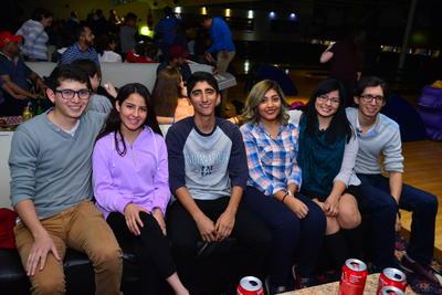 11012018 Amaury, Daniela, Juan Carlos, Sam, Elsy y Alfonso.