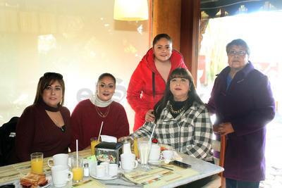 Familia Bustamante Montiel.
