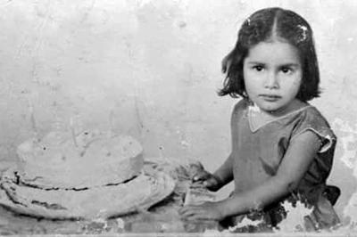 14012018 Irma Medrano de la Cerda en la década de los 50.