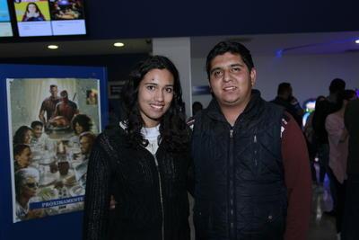 Lorena y Héctor.