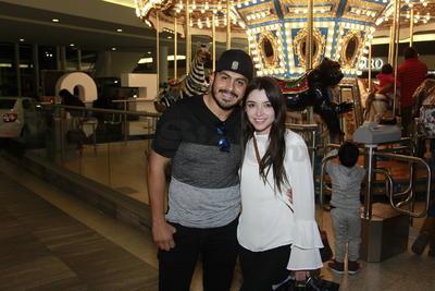 Omar y Salma.