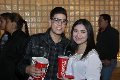 Iván y Angie.