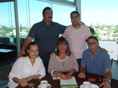 18012018 David, Rogelio, Estela, Maricela y Alejandro.