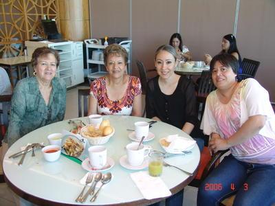 18012018 Guadalupe, Carmen, Sonia y Lorena.