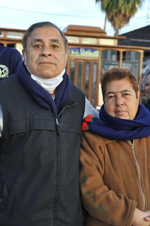 20012018 EN PAREJA.  Jesús y Juana.