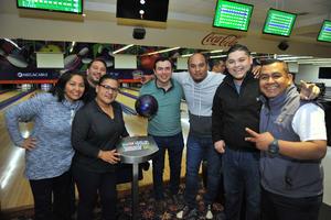 22012018 Mireya, Gris, Gerardo, Salomón, William, Álvaro y Alejandro.