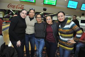 22012018 Erika, Brenda, Ángeles, Adriana y Cristela.