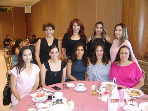 22012018 Liza, Fabiola, Jossie, Claudia, Maru, Adriana, Elisa, Laura y Pamela.