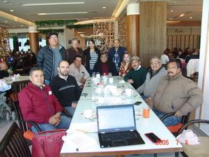 22012018 Miembros de RDIAO en planeación y organización del Foro Internacional de Agricultura.