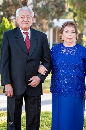 21012018 José y Victoria. - Hiram Fernández