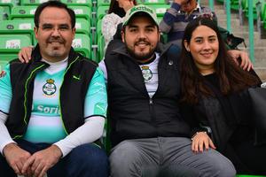 Rubén, IvAn y Regina