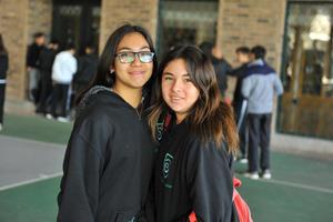 Ana SofIa y MarIa Julia