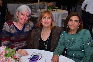 Luly, Paty y Alejandra