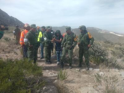 Tras horas de búsqueda, localizaron a los tres menores desaparecidos desde la noche del domingo en el Cañón del Indio.