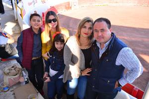 24012018 CONVIVEN.  Familia Rodríguez Escobedo.
