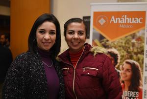 24012018 Claudia Mena y Cecilia Martínez.