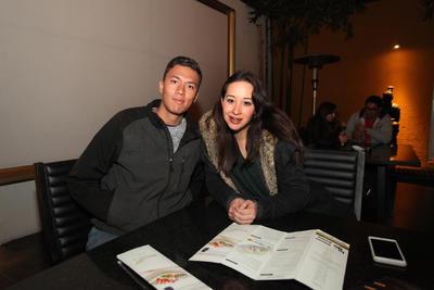 Omar y Laura.