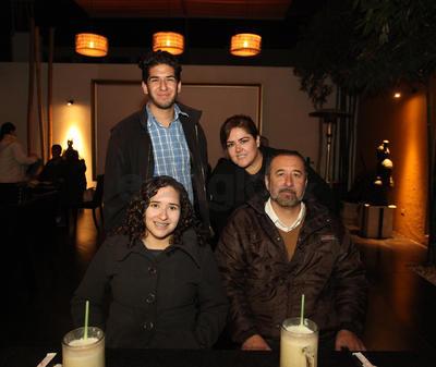 Familia Escobosa Parra.