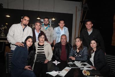 Familia Chávez.