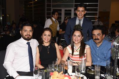 25012018 Laurencio, Sonia, Ruth, Agustín y Sebastián.