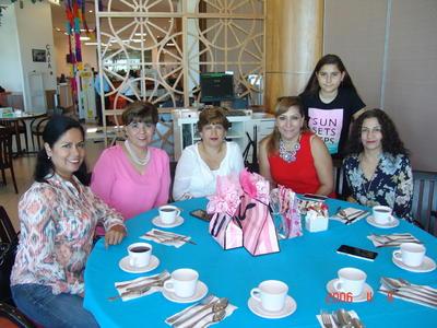 25012018 Paty, Coco, Juanis, Normis, Marthita y Mary José.
