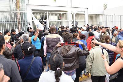 Leticia Herrera omitió responder a los señalamientos de Javier Corral, quien en su cuenta de Twitter la acusó de haber orquestado la manifestación de priístas en contra de la Caravana.