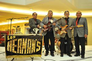 26012018 Los Fabulosos Herman's.