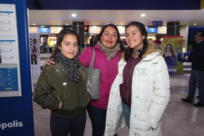 Familia Rentería Sarabia.