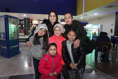Familia Sarabia González.