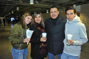 27012018 Marianne, Marcela, Luis Mario y Luis Mario.