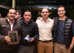 27012018 Osvaldo, Héctor, Carlos y Óscar.