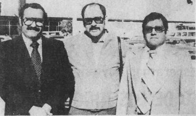 28012018 Lic. Baudelio Cuéllar González, Lic. Serafín Muñoz y Lic. Jesús Reyes, hace 35 años.