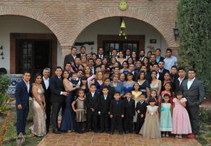 29012018 LA FOTO DEL RECUERDO.  Emma Mendoza Quezada en su festejo de cumpleaños.