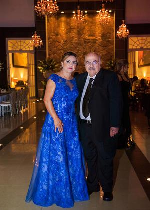 28012018 EN PAREJA.  Nancy y Jesús Villarreal.
