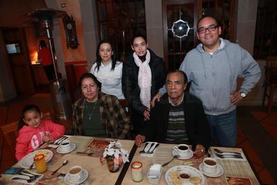 Familia Valadez.