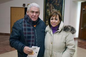 30012018 EN EL NAZAS.  Alonso y Gabriela.