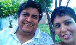 31012018 Charly Puentes y Verónica Martínez.