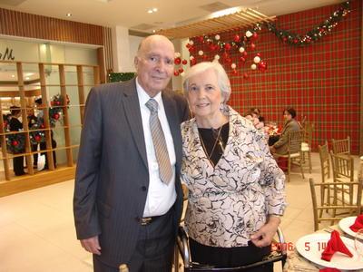 01022018 Raymundo Portilla Fernández y Graciela Pérez de Portilla celebraron sus Bodas de Oro.