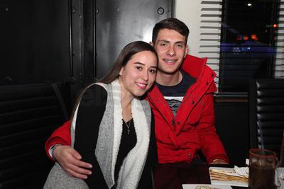 Daniela y Roberto.