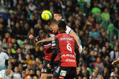 Santos Laguna enfrentará el próximo sábado a Chivas en Guadalajara.