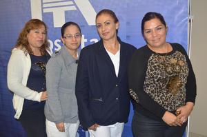 05022018 Alma, Guadalupe, Karla y María Lourdes.