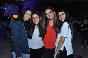 06022018 Paulina, Estefanía, Maya y Mafer.
