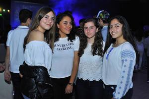 06022018 Farah, Carolina, Paulina y María.